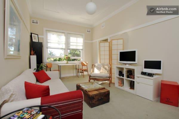 $310, Flatshare, 2 bathrooms, Cabramatta Road, Mosman NSW 2088