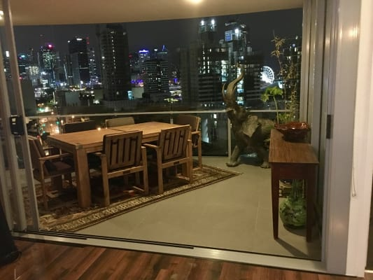$180, Flatshare, 3 bathrooms, Boundary Street, South Brisbane QLD 4101