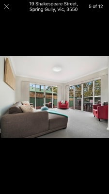 $200, Share-house, 3 bathrooms, Shakespeare Street, Spring Gully VIC 3550
