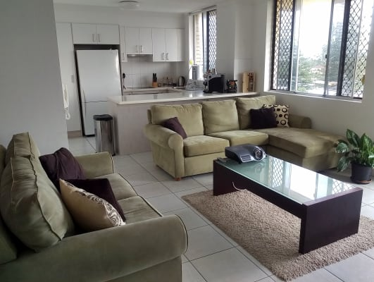 $280, Flatshare, 3 bathrooms, Hedges Avenue, Mermaid Beach QLD 4218