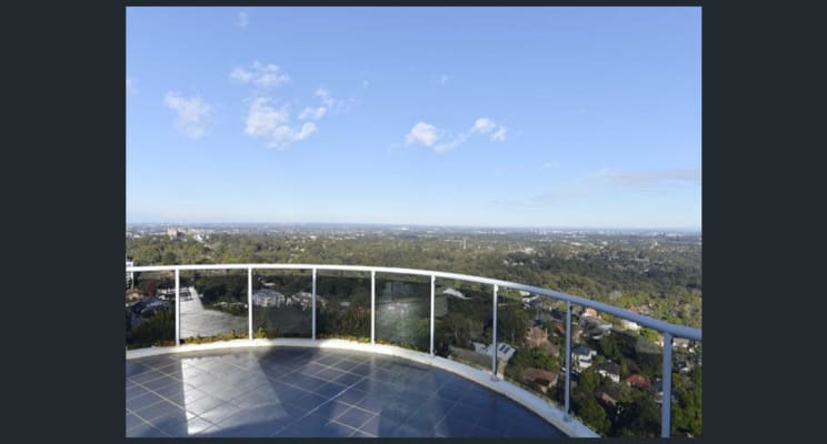 $550, 1-bed, 1 bathroom, Pacific Highway, Chatswood NSW 2067