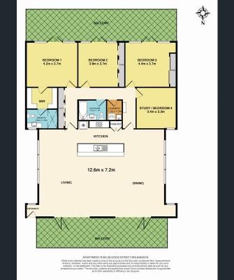 $425, Flatshare, 3 bathrooms, Dods Street, Brunswick VIC 3056