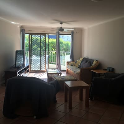 $150, Flatshare, 2 bathrooms, Woodroffe Avenue, Main Beach QLD 4217