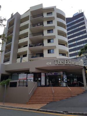 $345, Flatshare, 2 bathrooms, Upper Edward Street, Spring Hill QLD 4000