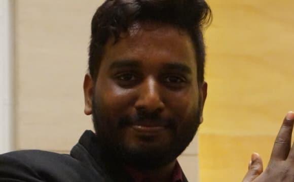 Vinod Raja Nagarajan