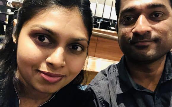 Tharushi & Harindra