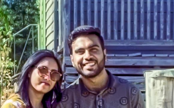 MD Monirul & Farzana
