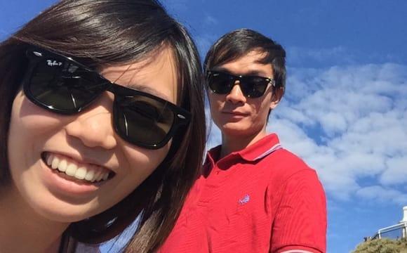 Leung & Cynthia