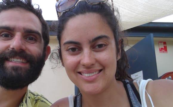 Pamela Constanza & Max