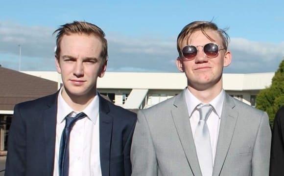 Ryan & Dan