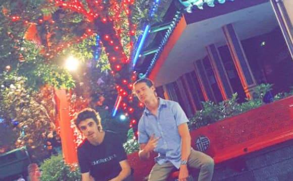 Hayden & Jared