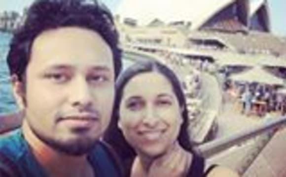 Gautam & Pratibha