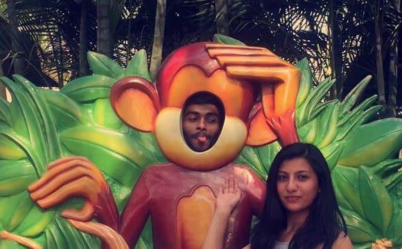 Arjun & Prenisha