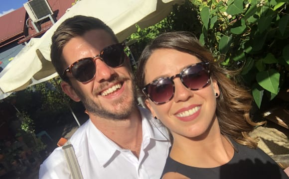 John & Francesca