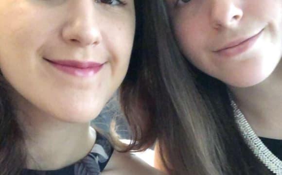 Vicky & Tash