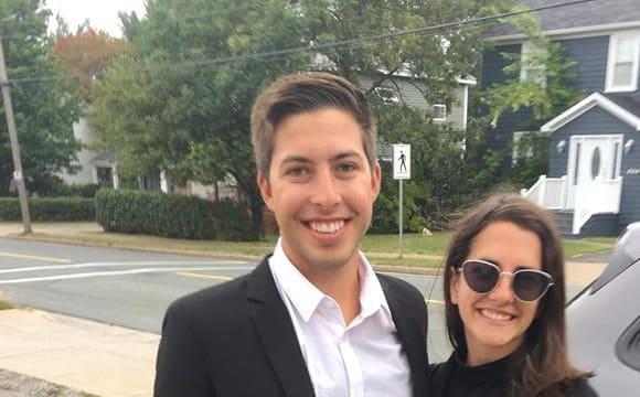Brett & Erin