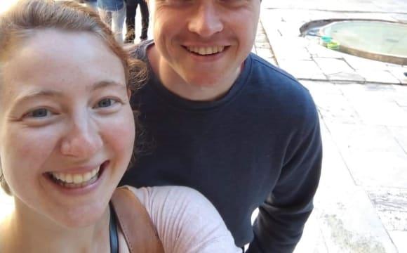Alastair & Holly