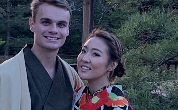 Joseph & Maiko