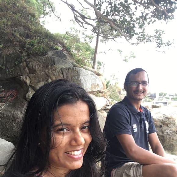 Vishal (30) & Laxmi (29), $450, No pets, No children, and Non-smoker