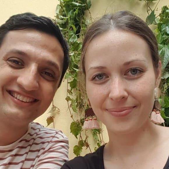 Mareike (28) & Patrick (31), $300, Non-smoker, No pets, and No children