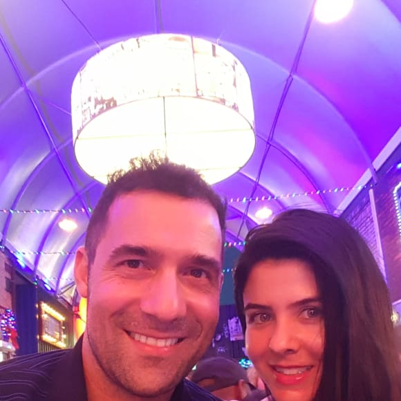 Joao Paulo (39) & Danielle (37), $300, Non-smoker, No pets, and No children