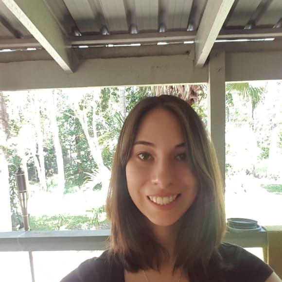 Sarah, Female, 24, $150, Non-smoker, No pets, and No children
