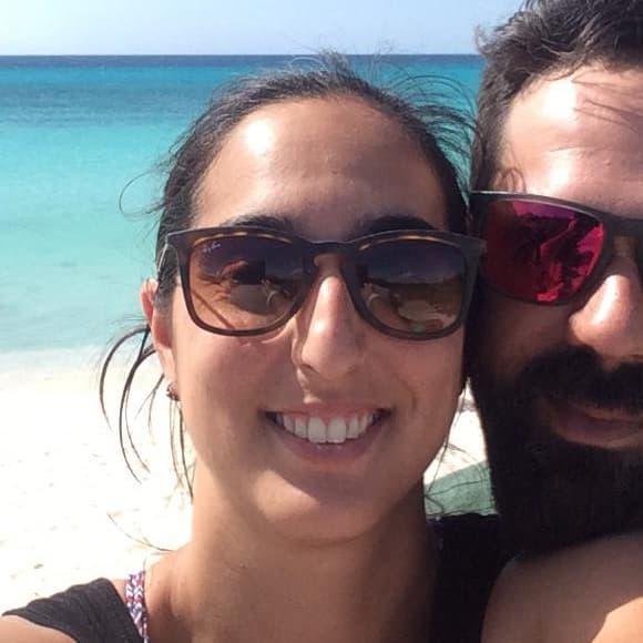 Paula (31) & Andres (33), $450, Non-smoker, No pets, and No children