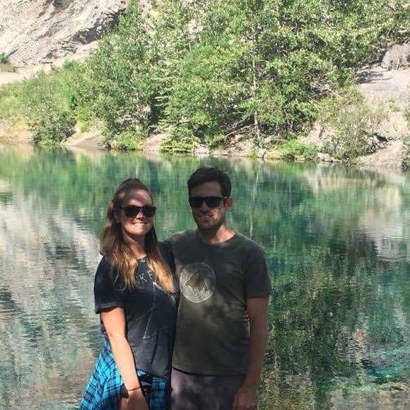 Katy (29) & Jason (33), $200, Non-smoker, No pets, and No children
