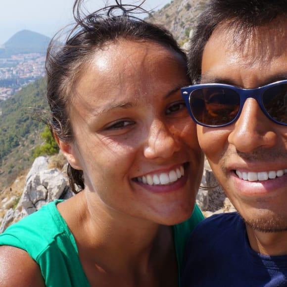Aurelio (33) and Lucie (30), $650, Non-smoker, No pets, and No children