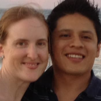 andres Y Rebecca,  32yrs, $190, No children, No pets, and Non-Smoker
