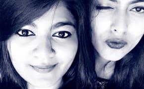 Akshatha & Shubha