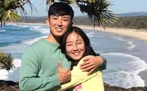 Kyung-eun & Youngil