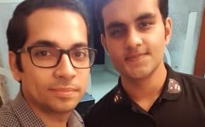 Rohit Kumar, Maaz & Ibrahim