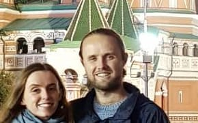 Chris & Virginia