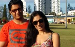 Viraj Agnihotri & Smriti Dhawan