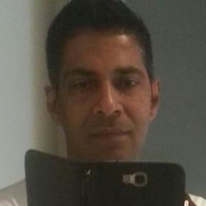 Reza, Male, 49, $200, No pets, No children, and Non-smoker