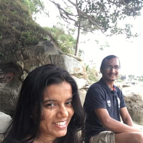 Vishal & Laxmi, 29-30, $450, No pets, No children, and Non-smoker