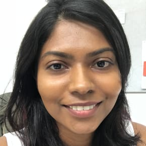 Sandy Sahabandu, Female, 31, $300, Non-smoker, No pets, and No children