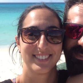 Paula & Andres, 31-33, $450, Non-smoker, No pets, and No children