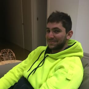 Anthony, Male, 25, $220, No pets, No children, and Non-smoker