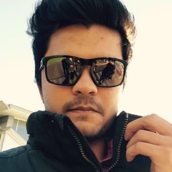 Ridham Vadalia, Male 21yrs, $350, No pets, No children, and Non-smoker