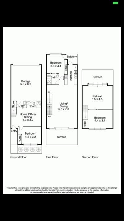Share House - Melbourne, Brunswick East $239